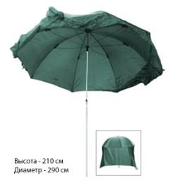 Зонт-укрытие + юбка CT1-30PUG